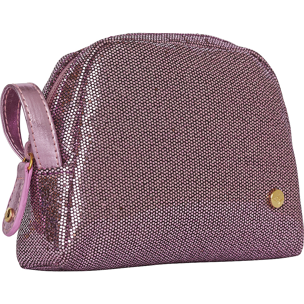 Stephanie Johnson Sunset Ava Small Cosmetic Case Mauve Stephanie Johnson Women s SLG Other
