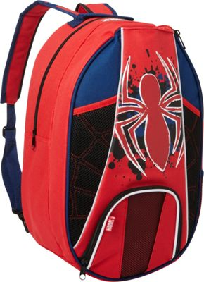Hello Kitty Golf Spider-Man Tennis Backpack Red - Hello Kitty Golf Other Sports Bags