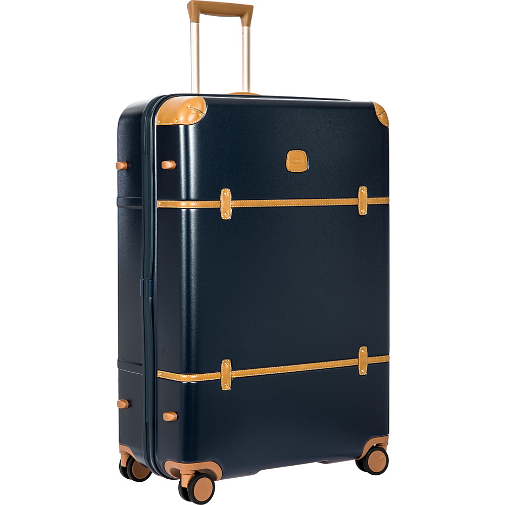 BRIC S Bellagio 2.0 32 Spinner Trunk Blue BRIC S Hardside Checked