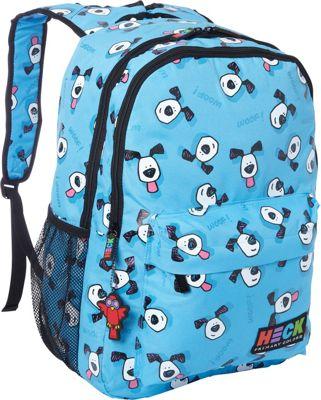 Ed Heck Luggage Last Licks Repeat Backpack Last Licks Repeat - Ed Heck Luggage Everyday Backpacks