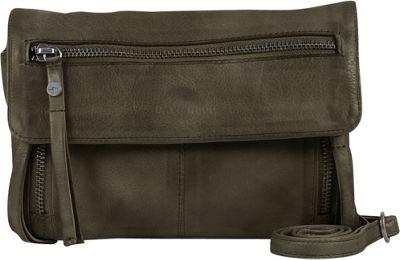 Day & Mood Hazel Crossbody Slate - Day & Mood Leather Handbags