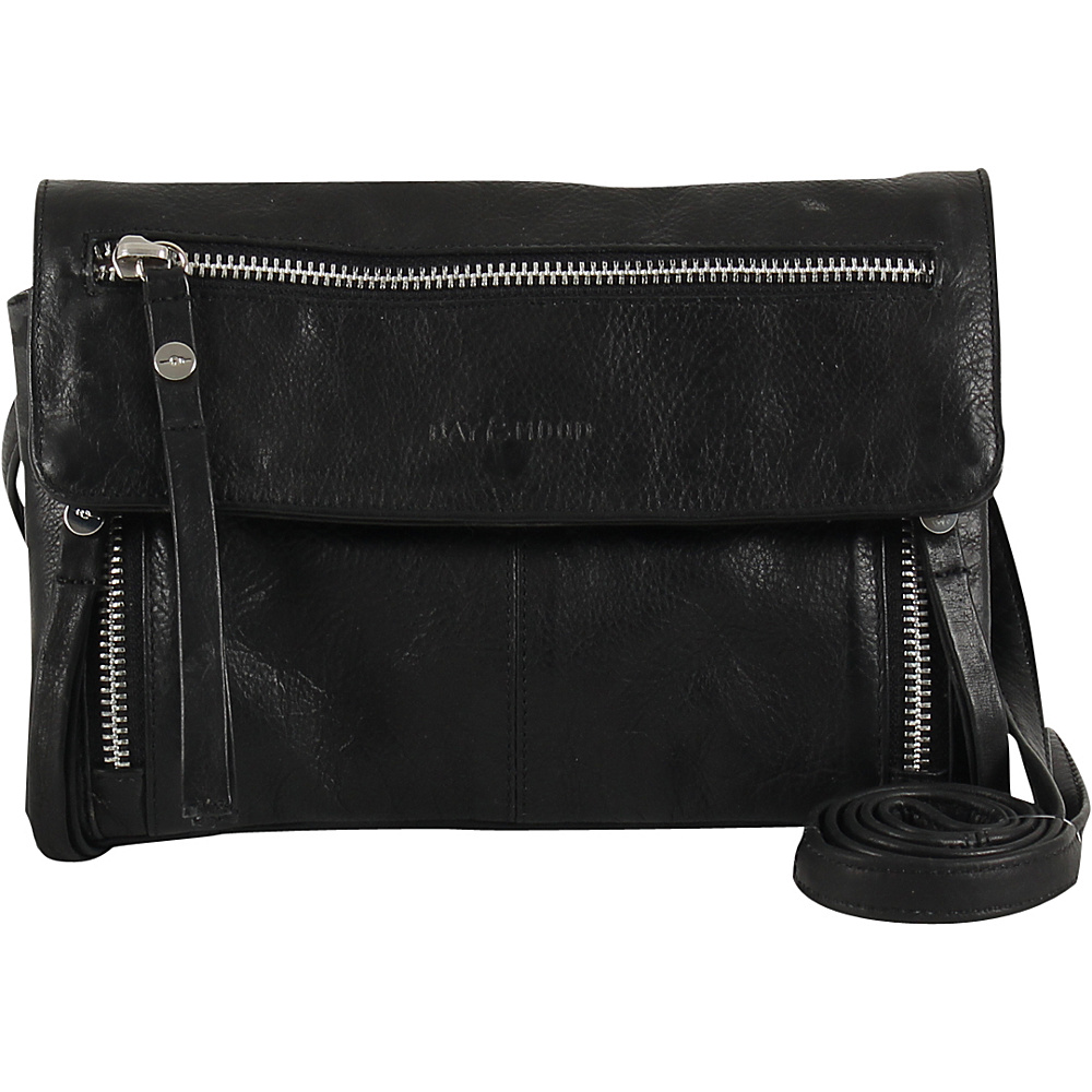 Day Mood Hazel Crossbody Black Day Mood Leather Handbags