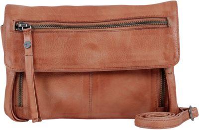 Day & Mood Hazel Crossbody Peach - Day & Mood Leather Handbags