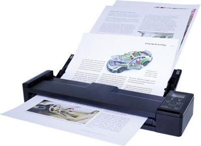 I.R.I.S. IRIScan Pro 3 Wi-Fi Cordless Sheet fed Scanner Black - I.R.I.S. Electronic Accessories