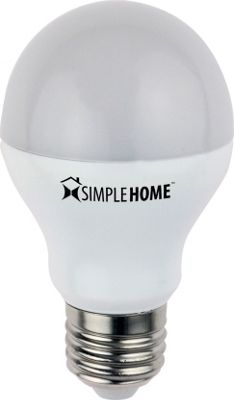 Simple Home Dimmable Smart LED Bulb White - Simple Home Smart Home Automation