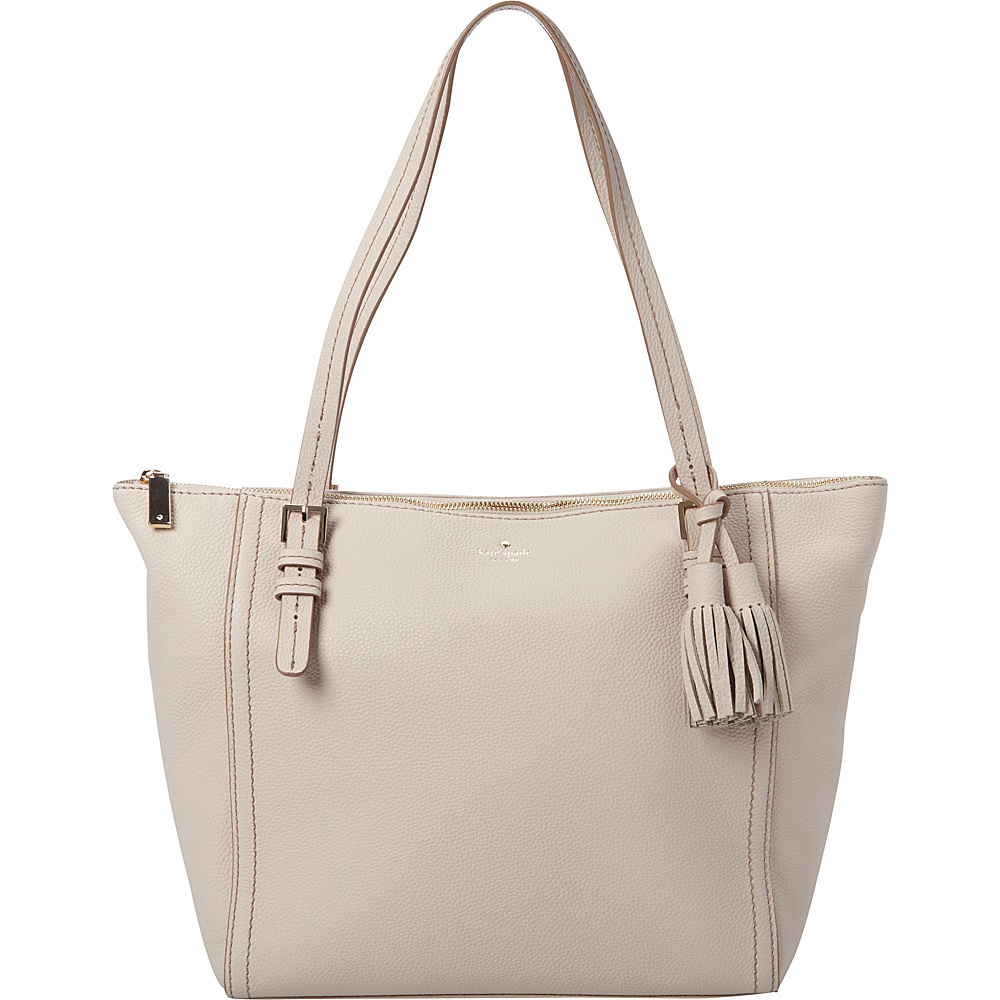 kate spade new york Orchard Street Maya Tote Crisp Linen kate spade new york Designer Handbags