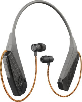 ToughTested Pro Duty Neckband Bluetooth with 10x Noise Canceling and Speaker Mode Black - ToughTested Headphones & Speakers