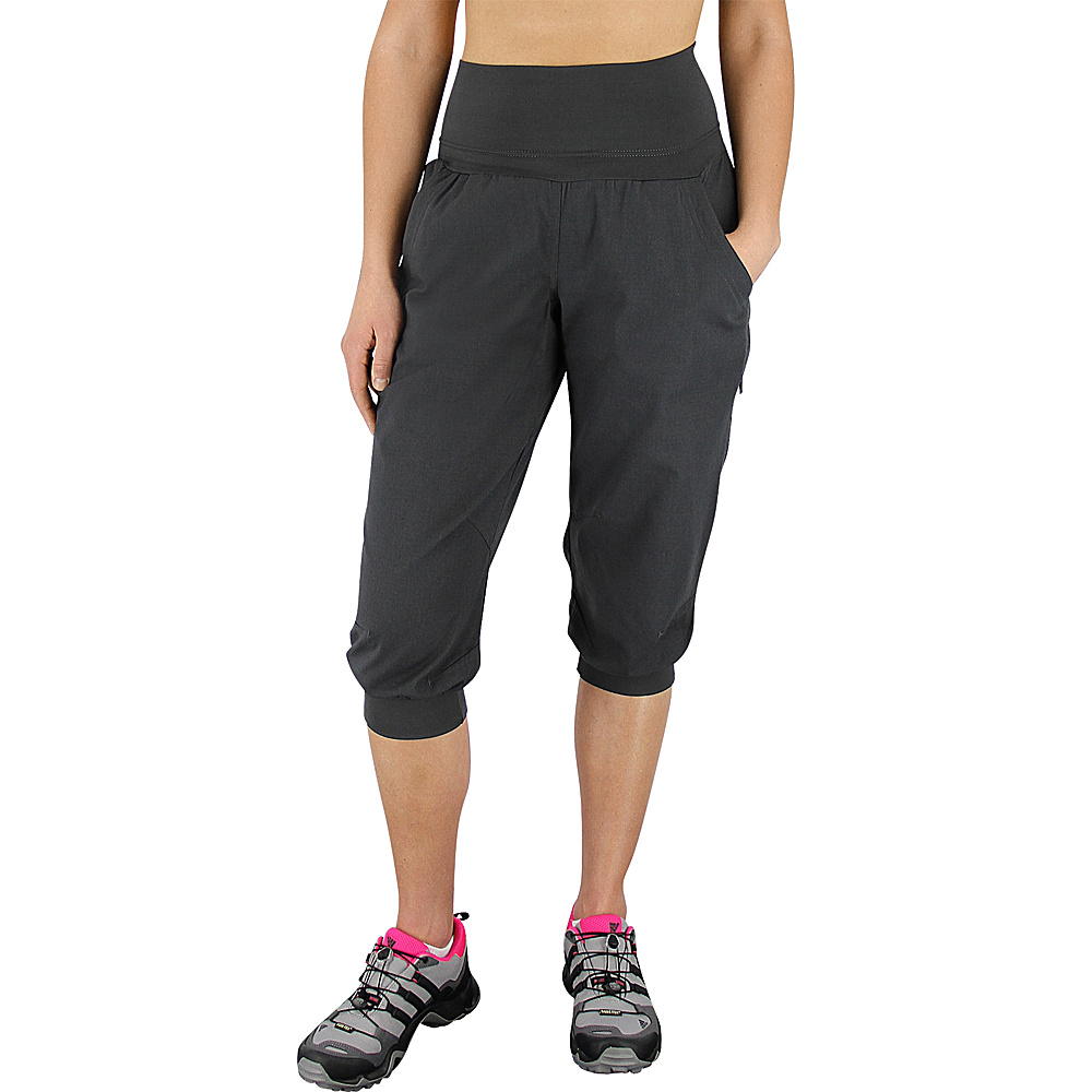 adidas apparel Womens Felsblock 3 4 Pant M Shadow Black adidas apparel Women s Apparel