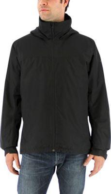 adidas outdoor Mens Wandertag Insulated Jacket XL - Black - adidas outdoor Men's Apparel
