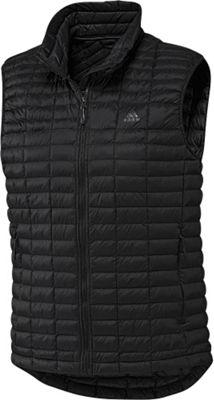 adidas outdoor Mens Flyloft Vest XL - Black/Utility Black - adidas outdoor Men's Apparel