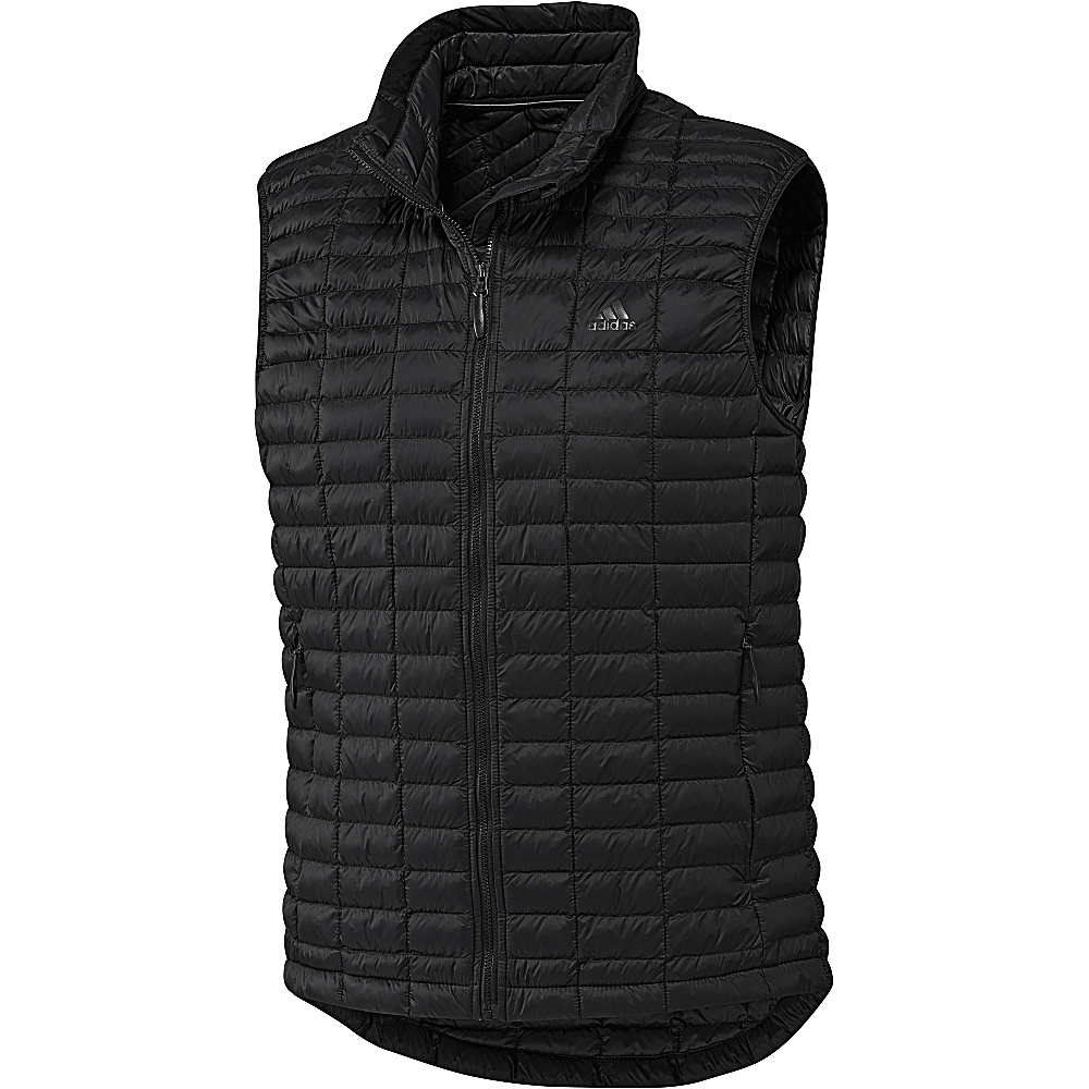 adidas outdoor Mens Flyloft Vest 2XL - Black/Utility Black - adidas outdoor Mens Apparel - Apparel & Footwear, Men's Apparel