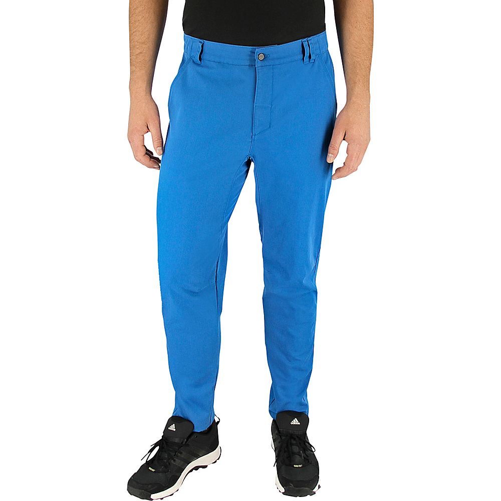 adidas apparel Mens Fight Gravity Pant 34 Unity Blue adidas apparel Men s Apparel