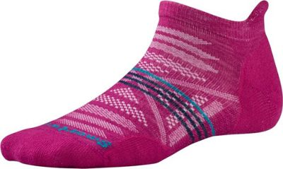 Smartwool Womens PhD Outdoor Light Micro L - Berry - Smartwool Women's Legwear/Socks