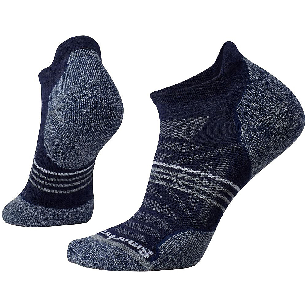 Smartwool Womens PhD Outdoor Light Micro Ink Medium Smartwool Women s Legwear Socks