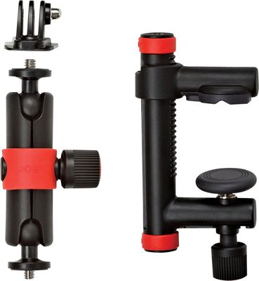 Joby Action Clamp with Locking Arm Black - Joby Camera Accessories