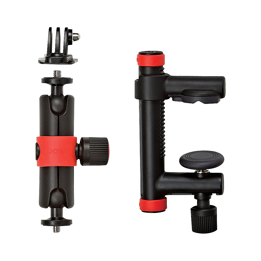 Joby Action Clamp with Locking Arm Black Joby Camera Accessories