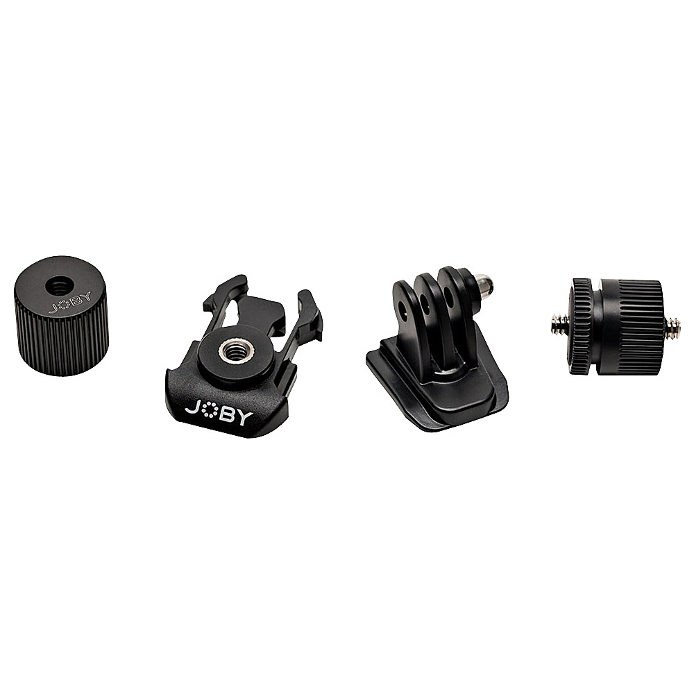Joby Action Adapter Kit Black Joby Camera Accessories