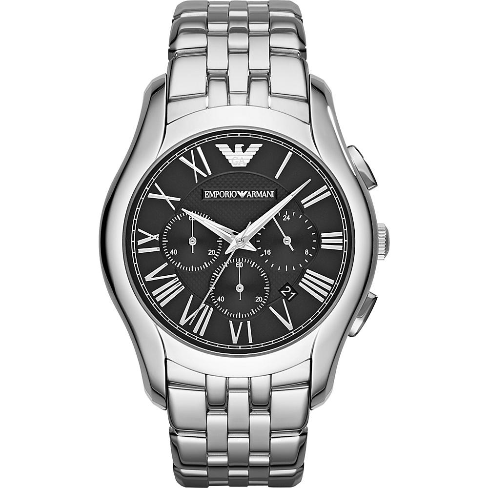 Emporio Armani Classic Watch Silver Silver Emporio Armani Watches