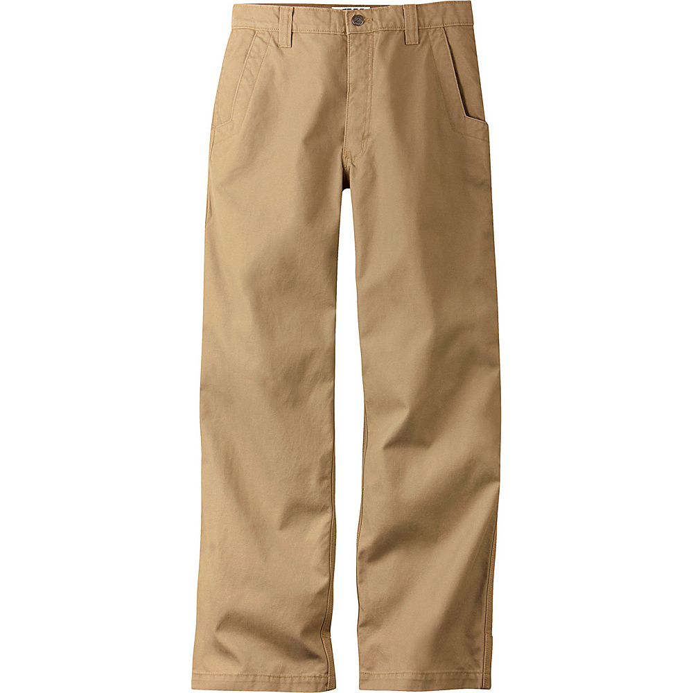Mountain Khakis Flannel Original Mountain Pant Relaxed Fit 42 - 30in - Yellowstone - Mountain Khakis Mens Apparel - Apparel & Footwear, Men's Apparel