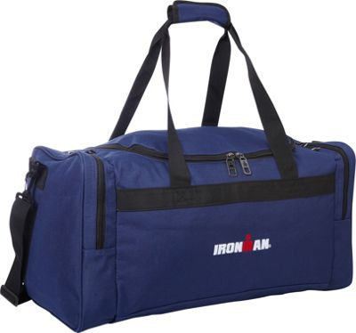 Travelway Group International Travelway Group International IRONMAN Duffel Navy - Travelway Group International Gym Duffels