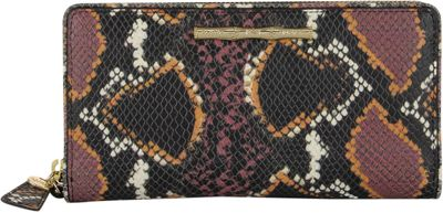 Elaine Turner iPhone Wallet Retro Python - Elaine Turner Women's Wallets