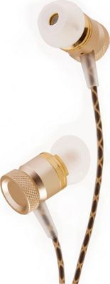 Image of 1Voice Audio Boom Earphones Gold - 1Voice Headphones & Speakers