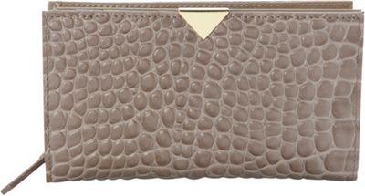 Vince Camuto Zinia Wallet Elephant Croco - Vince Camuto Women's Wallets