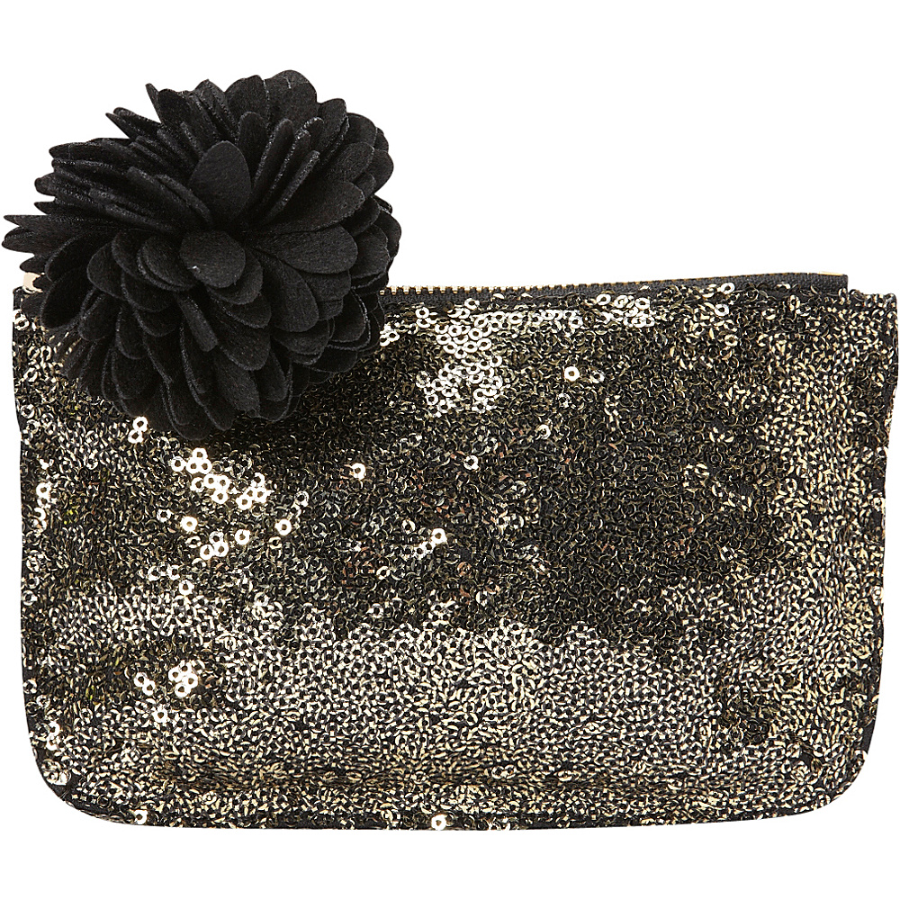 deux lux Marquee Mini Pouch Gold deux lux Women s SLG Other