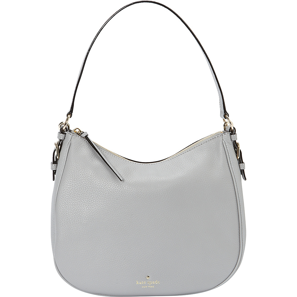 kate spade new york Cobble Hill Mylie Shoulder Bag City Fog kate spade new york Designer Handbags