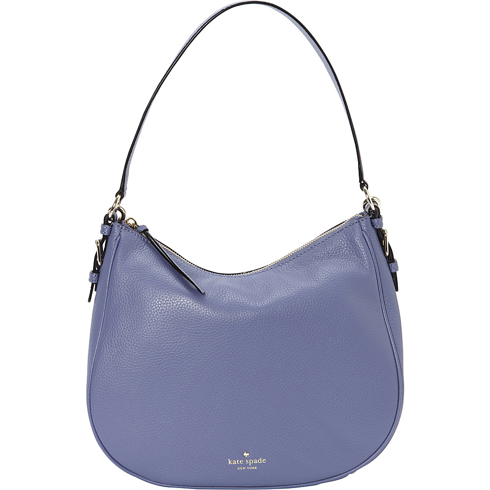 kate spade new york Cobble Hill Mylie Shoulder Bag Oyster Blue kate spade new york Designer Handbags