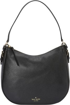 kate spade new york Cobble Hill Mylie Shoulder Bag Black - kate spade new york Designer Handbags