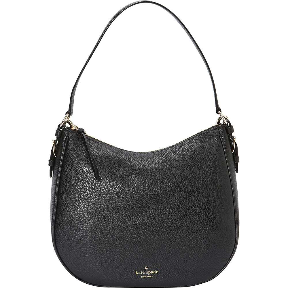 kate spade new york Cobble Hill Mylie Shoulder Bag Black kate spade new york Designer Handbags