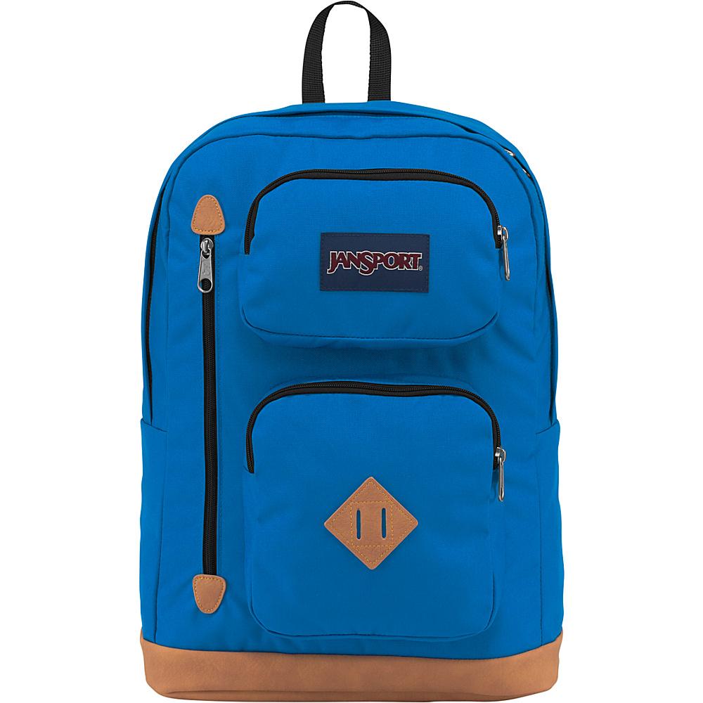 JanSport Austin Backpack- Sale Colors Stellar Blue - JanSport Everyday Backpacks