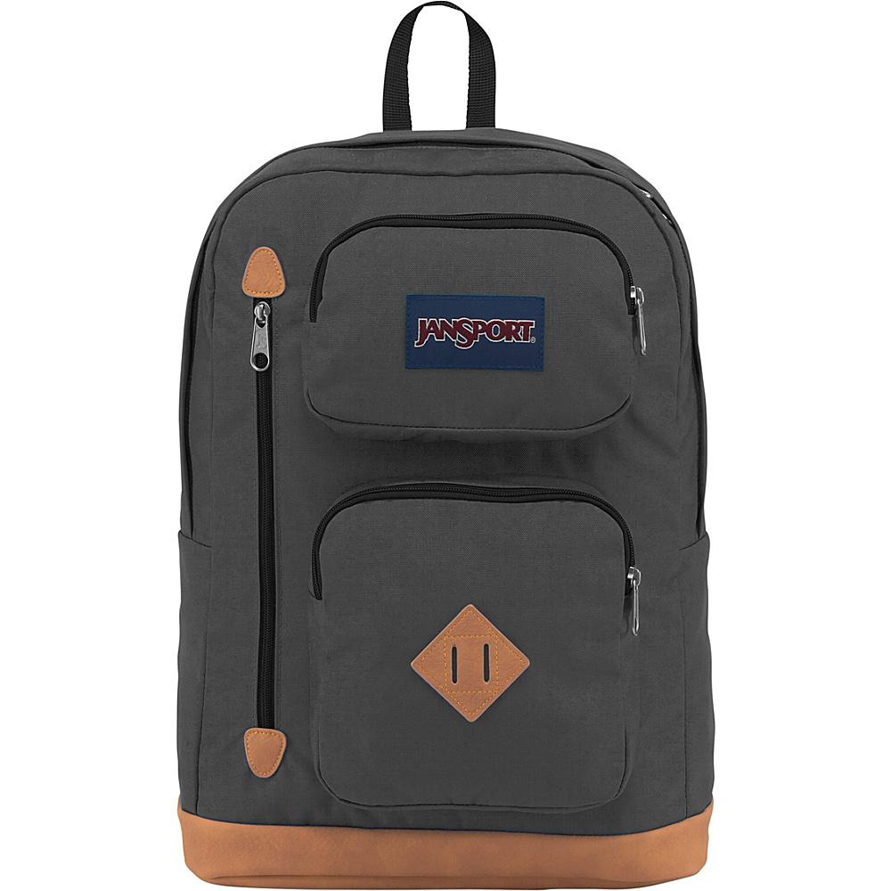 JanSport Austin Backpack- Sale Colors Forge Grey/Tan - JanSport Everyday Backpacks