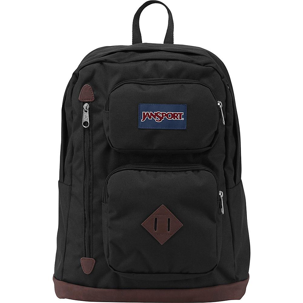JanSport Austin Backpack- Discontinued Colors Black - JanSport Everyday Backpacks - Backpacks, Everyday Backpacks