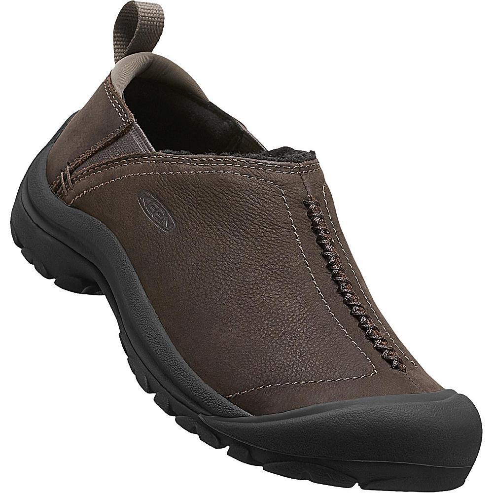KEEN Womens Kaci Winter Slip-on Shoe 9 - Peet - KEEN Womens Footwear - Apparel & Footwear, Women's Footwear