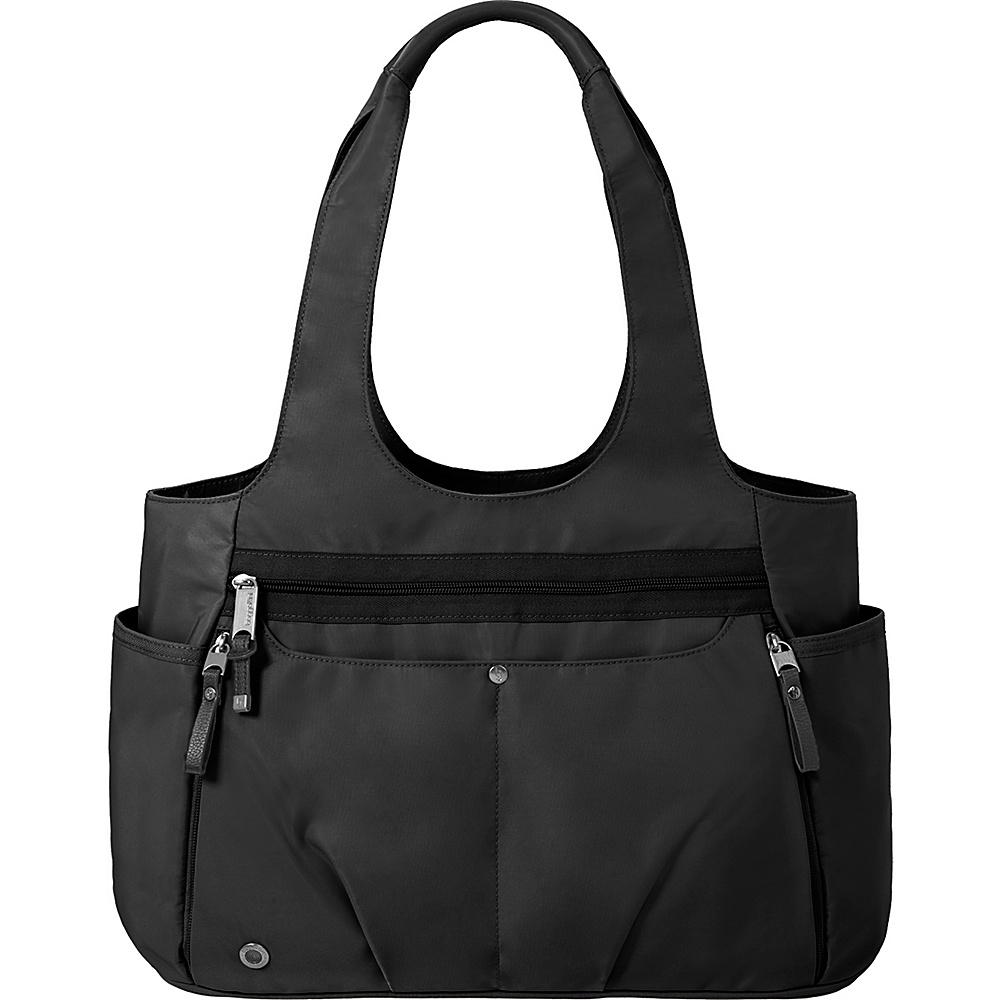 baggallini Gumption Medium Tote Black - baggallini Fabric Handbags - Handbags, Fabric Handbags