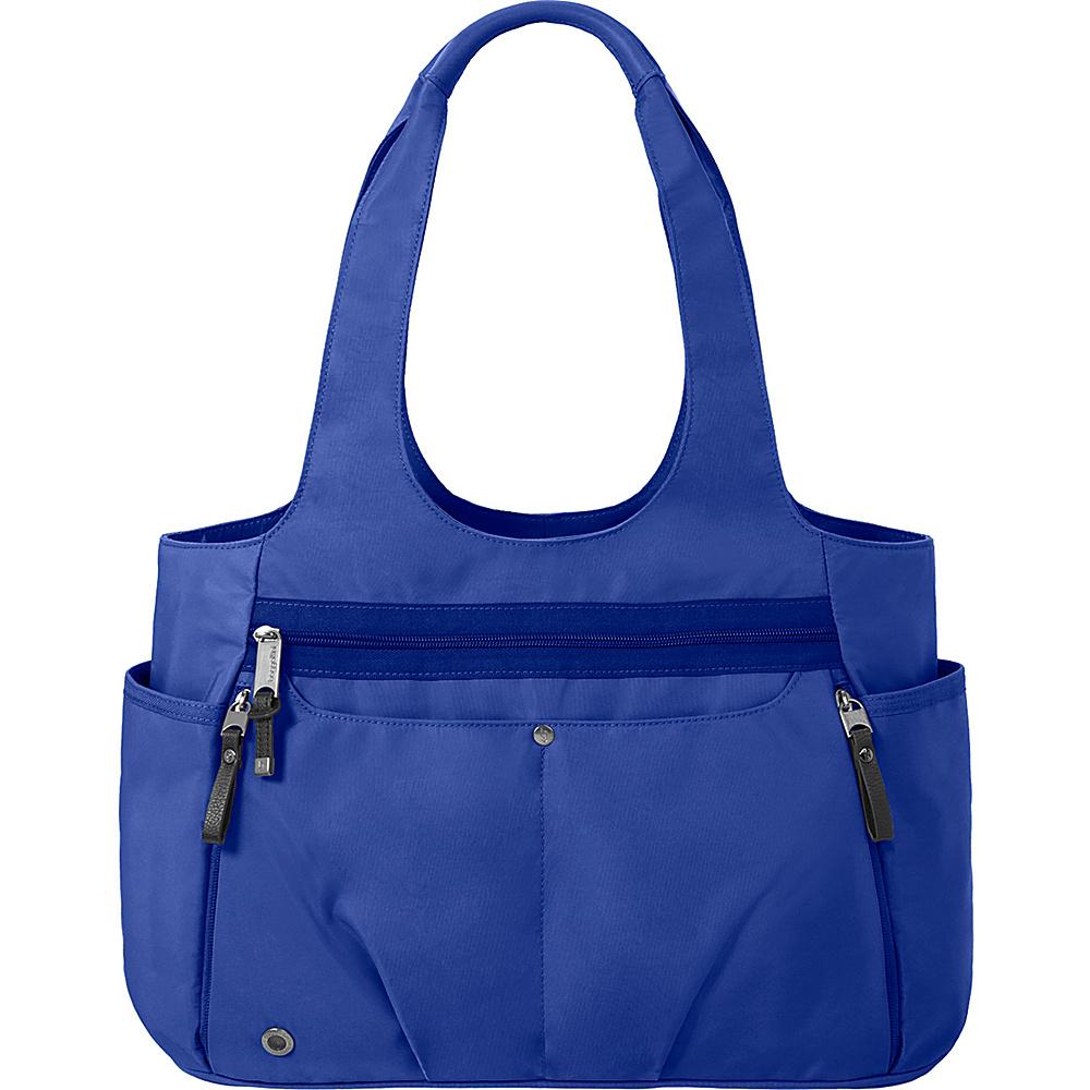 baggallini Gumption Medium Tote COBALT - baggallini Fabric Handbags - Handbags, Fabric Handbags