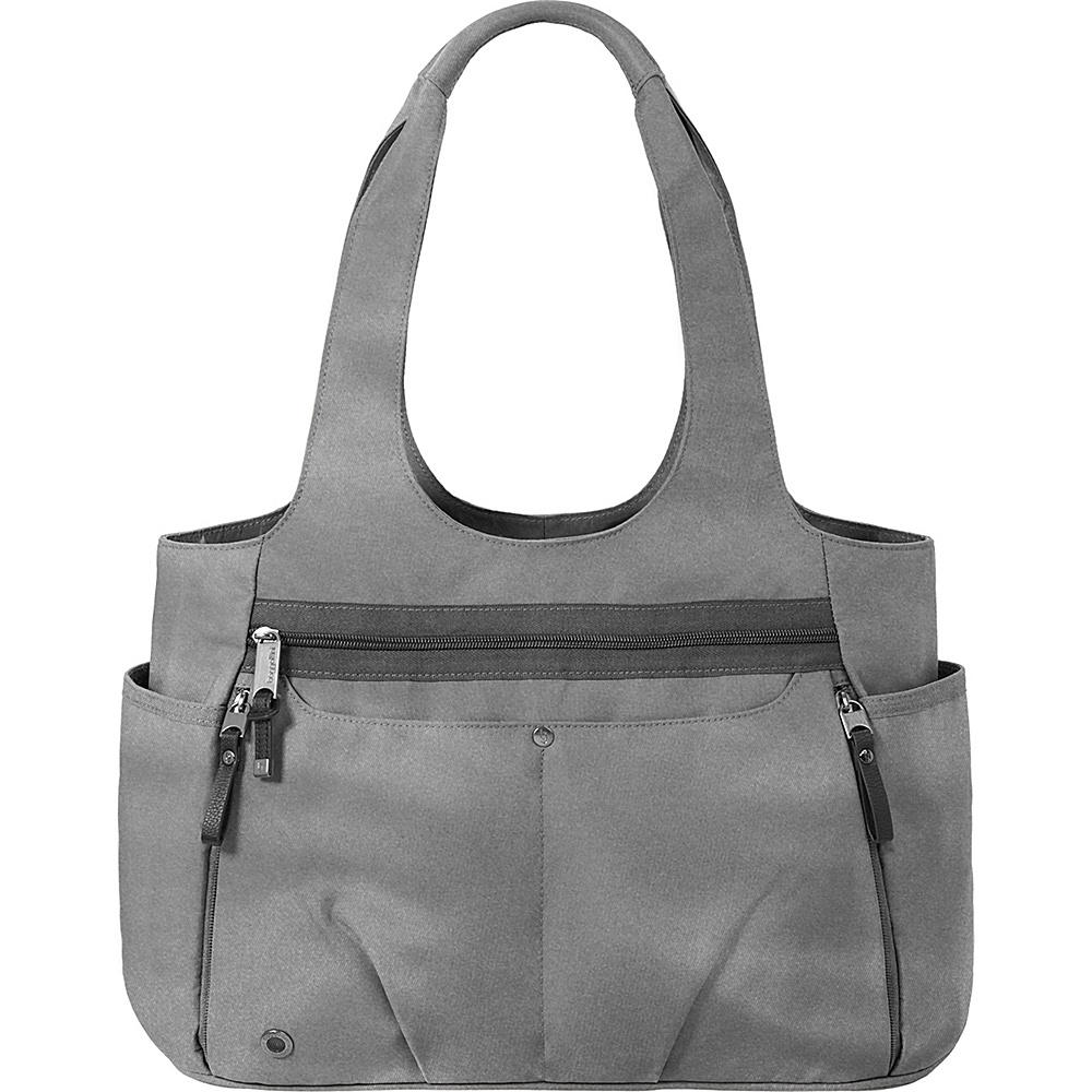 baggallini Gumption Medium Tote Cloudburst - baggallini Fabric Handbags - Handbags, Fabric Handbags