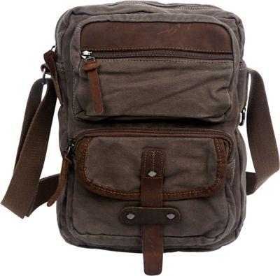TSD Sun Smell Crossbody Army Green - TSD Fabric Handbags