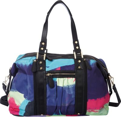 Hang Accessories Athleisure Gym Tote Bag Paint Multi-Colored - Hang Accessories Other Sports Bags