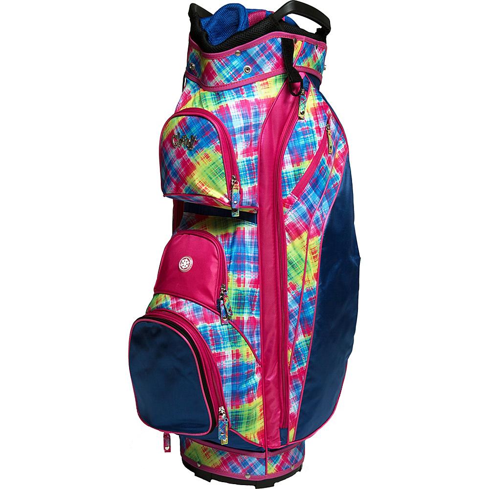 Glove It 14 Way Golf Bag Electric Plaid - Glove It Golf Bags