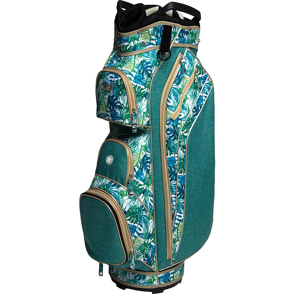 Glove It 14 Way Golf Bag Jungle Fever - Glove It Golf Bags
