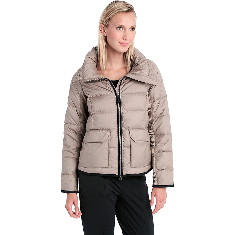 Lole Ginny Jacket XS - Cinder - Lole Womens Apparel - Apparel & Footwear, Women's Apparel