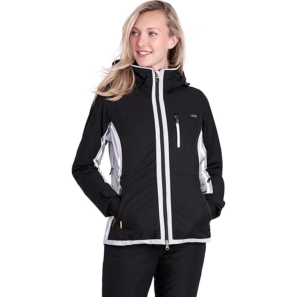 Lole Laiken Jacket S - Black - Lole Womens Apparel - Apparel & Footwear, Women's Apparel