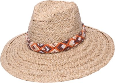 Ale by Alessandra Indio Floppy Hat One Size - Natural - Ale by Alessandra Hats/Gloves/Scarves