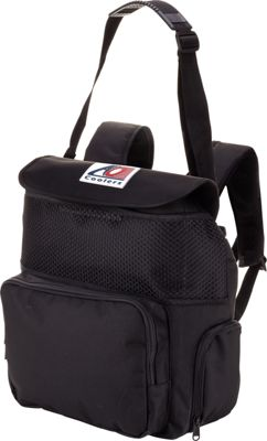 AO Coolers 18 Pack Backpack Soft Cooler Black - AO Coolers Outdoor Coolers