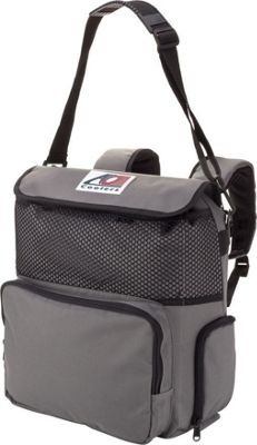 AO Coolers 18 Pack Backpack Soft Cooler Charcoal - AO Coolers Outdoor Coolers