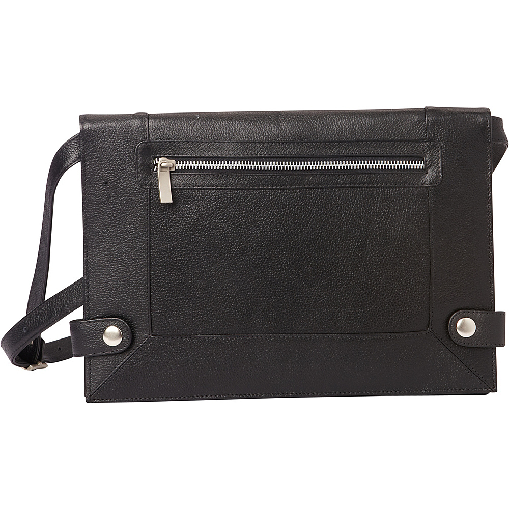 Piel Leather Folding Tablet Case Black - Piel Electronic Cases - Technology, Electronic Cases