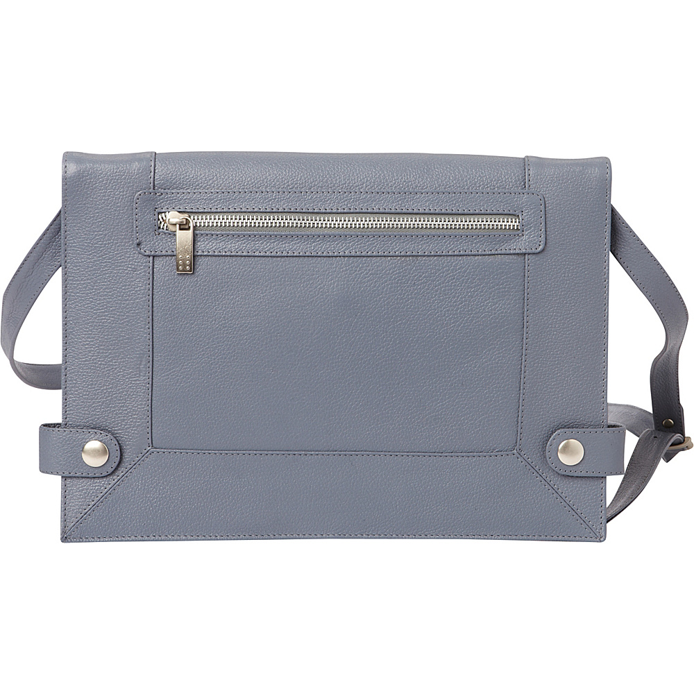 Piel Leather Folding Tablet Case Gray - Piel Electronic Cases - Technology, Electronic Cases